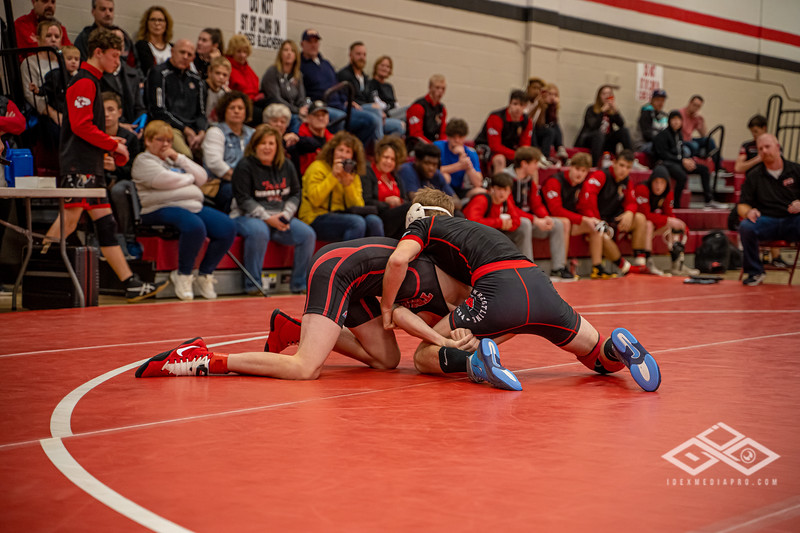 Wrestling at Granite City-08999
