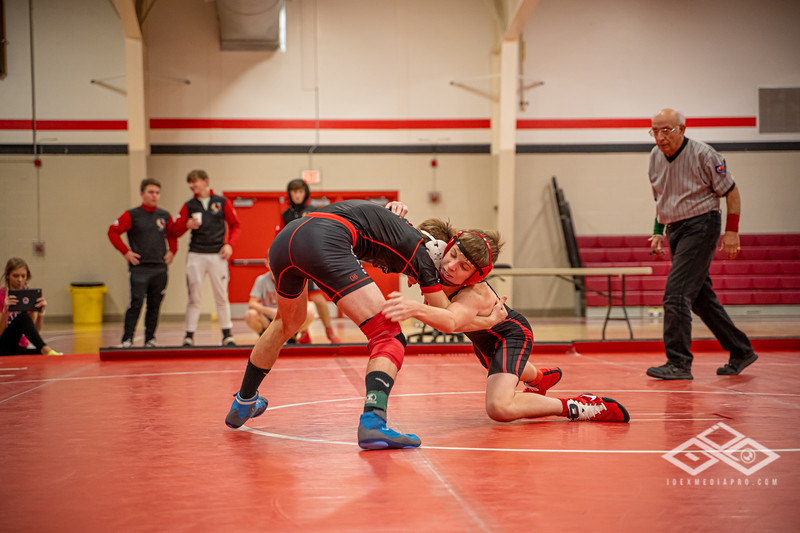Wrestling at Granite City-08981