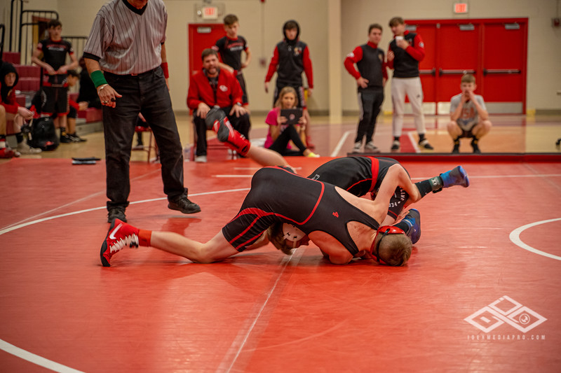 Wrestling at Granite City-08986