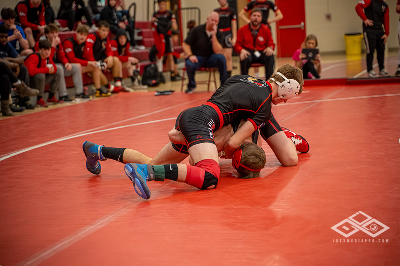Wrestling at Granite City-08997