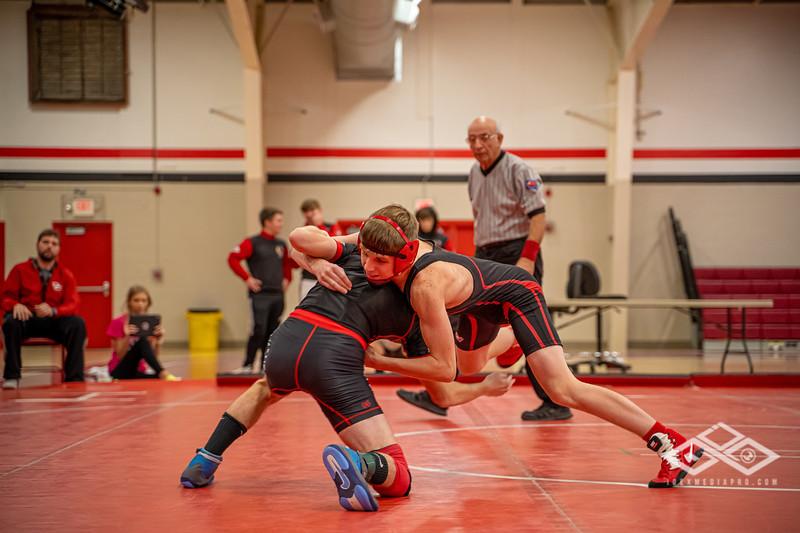 Wrestling at Granite City-08982