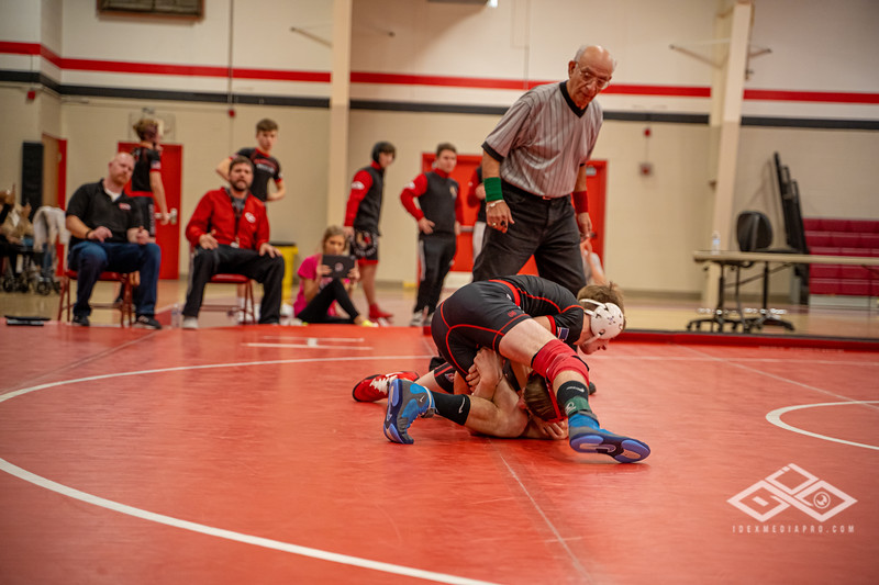 Wrestling at Granite City-08991