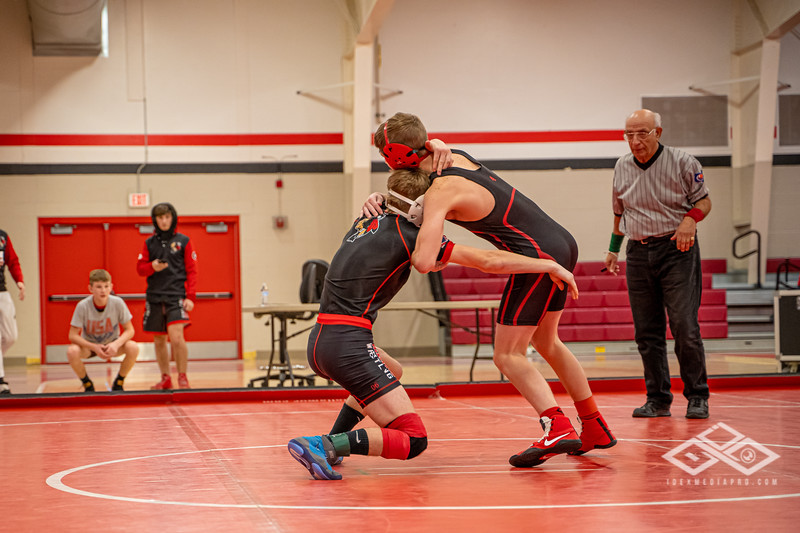 Wrestling at Granite City-08978