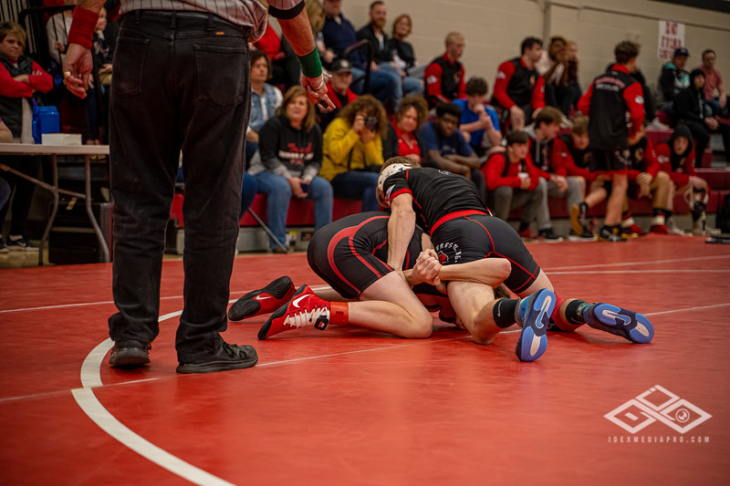Wrestling at Granite City-09000