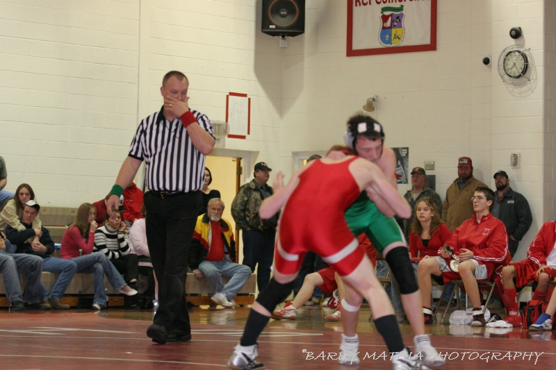 Wrestling Lawson vs Smithville 1041