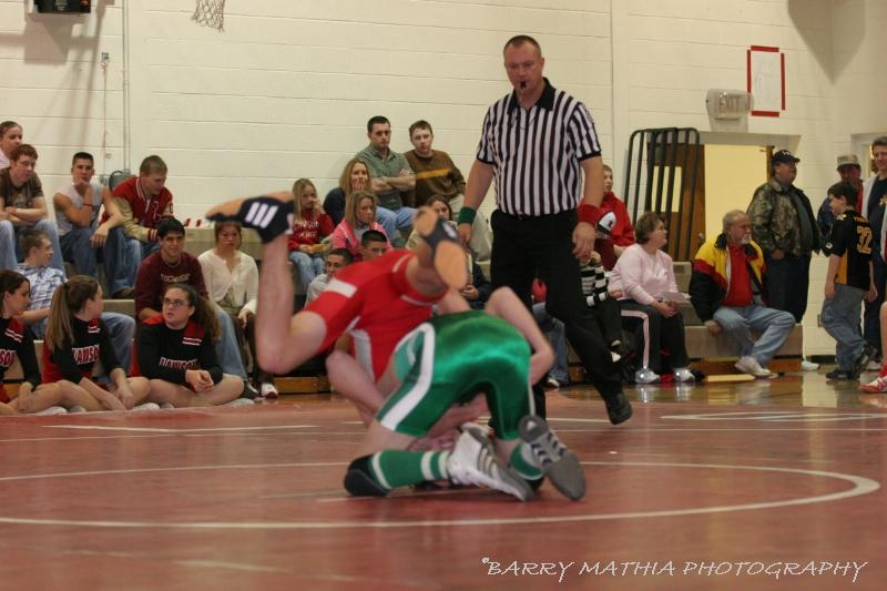 Wrestling Lawson vs Smithville 1001