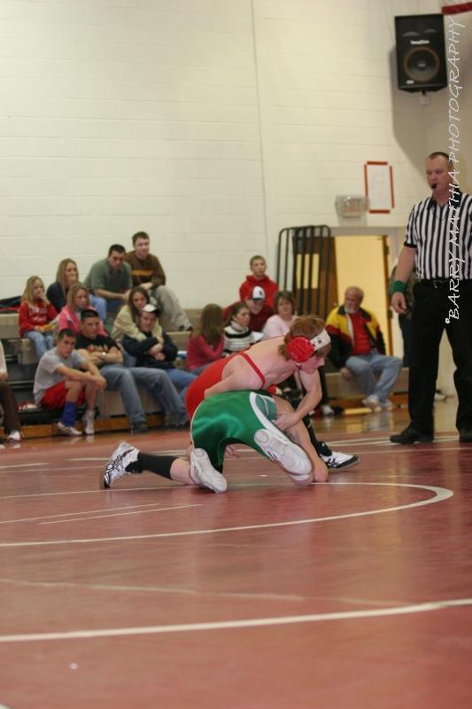 Wrestling Lawson vs Smithville 1008