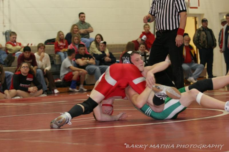 Wrestling Lawson vs Smithville 1045