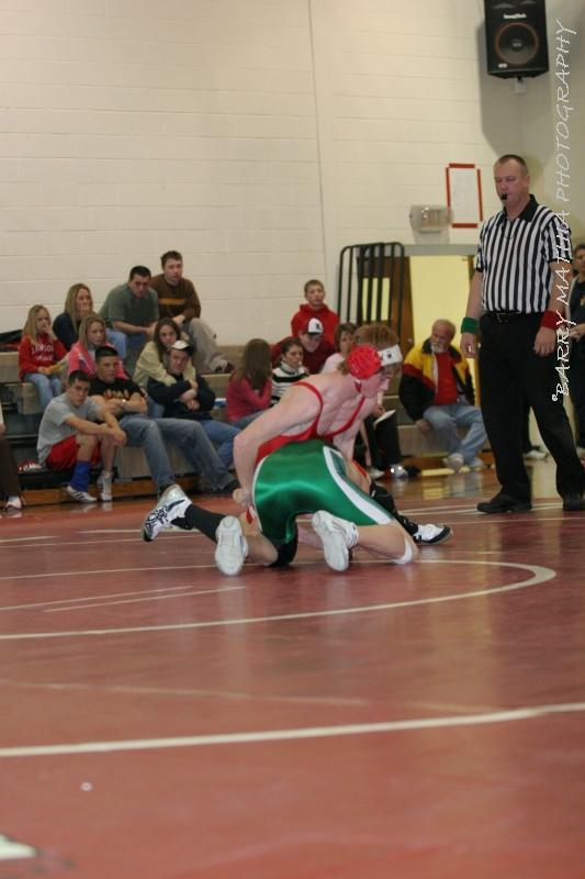 Wrestling Lawson vs Smithville 1009