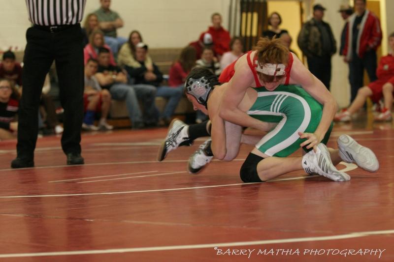 Wrestling Lawson vs Smithville 1048