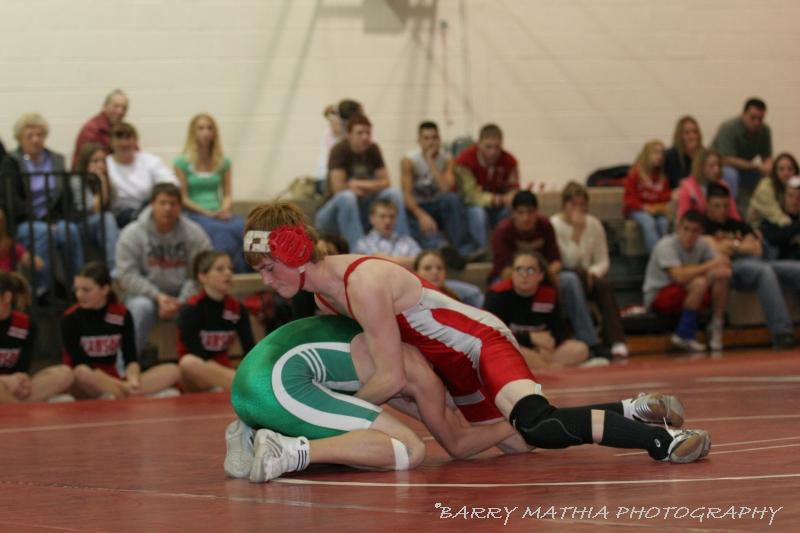 Wrestling Lawson vs Smithville 1027