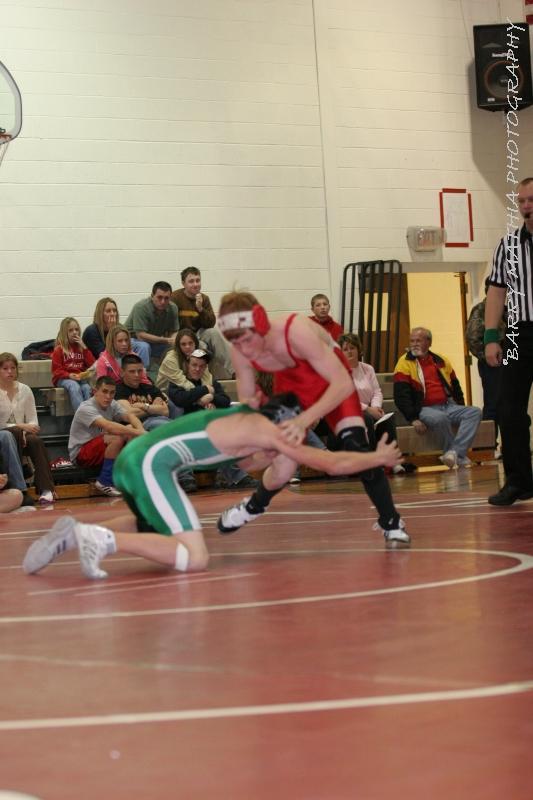 Wrestling Lawson vs Smithville 1007