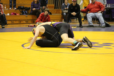 Wrestling NAL League Tourney