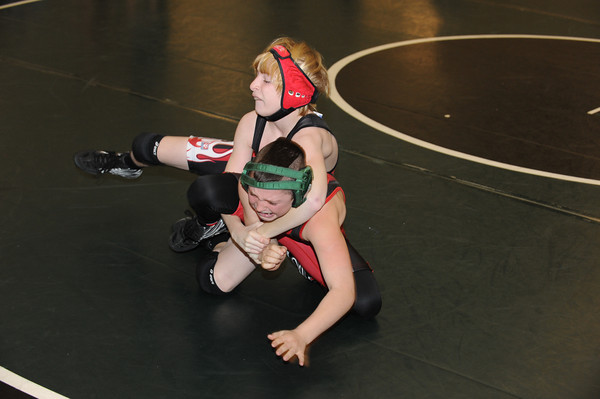 Wrestling - New Year's Bash - Noon to 2:00 PM