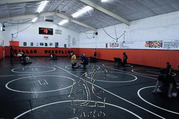 Wrestling State 2012