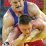 Wrestling USA Magazine, October 15, 2008