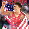 Wrestling USA Magazine, October 1, 2008 : Magazine cover photo