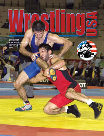 Wrestling USA Magazine, October 30, 2006
