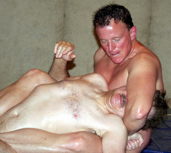 a sweaty hunks armpit smelling fights grappling men