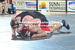 DAVIDSON, NC -  Duquesne defeats Davidson 27-16 in wrestling action at Belk Arena in Davidson, North Carolina.