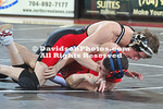 DAVIDSON, NC -  Duquesne defeats Davidson 27-16 in wrestling action at Belk Arena in Davidson, North Carolina.