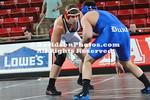 13 January 2011:  Davidson takes on Duke in wrestling action at Belk Arena in Davidson, North Carolina.