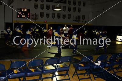 2010-12-02 JFK Wrestling Varsity vs Lakevile South (Parents night)