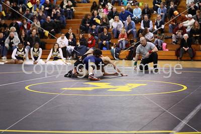 2010-01-29 JFK Wrestling vs Lakeville North
