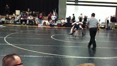 Dylan Wrestling Lakota 12/5/12