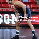 NCAA WRESTLING:  JAN 26 The Citadel at Davidson