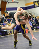 20130122 Wrestling vs. UW-Parkside :