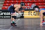 NCAA WRESTLING:  FEB 01 Gardner-Webb at Davidson