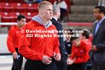 NCAA WRESTLING:  JAN 23 SIUE/VMI at Davidson