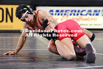 NCAA WRESTLING:  JAN 23 SIUE/VMI at Davidson