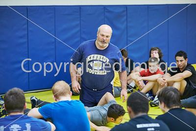 2015-11-20 Wrestling Practice