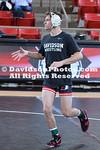 NCAA WRESTLING:  JAN 17 Anderson at Davidson
