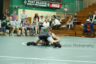 WBHS Wrestling vs Alliance-100