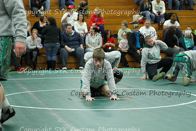 WBHS Wrestling vs Alliance-3