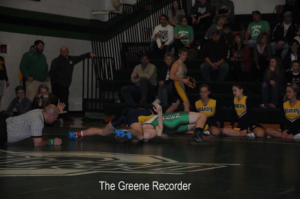 Wrestling at Osage