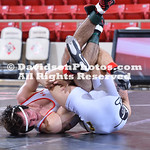 NCAA WRESTLING:  DEC 03 Appalachian State at Davidson