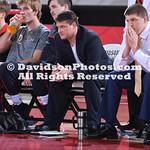 NCAA WRESTLING:  DEC 03 Appalachian State at Davidson