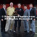 NCAA WRESTLING:  FEB 12 Gardner-Webb at Davidson