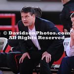 NCAA WRESTLING:  DEC 03 Sacred Heart at Davidson