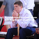 NCAA WRESTLING:  DEC 03 Sacred Heart at Davidson