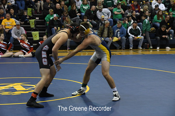 Wrestling vs GHV and NK