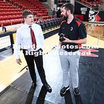 NCAA WRESTLING:  NOV 28 Limestone at Davidson