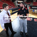 NCAA WRESTLING:  NOV 28 Limestone at Davidson