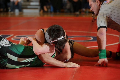 Nassau Division II Wrestling Finals. Copyright Chris Bergmann Photography
