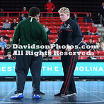 NCAA WRESTLING:  NOV 13 Greensboro at Davidson