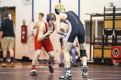 Wrestling Dulles District
